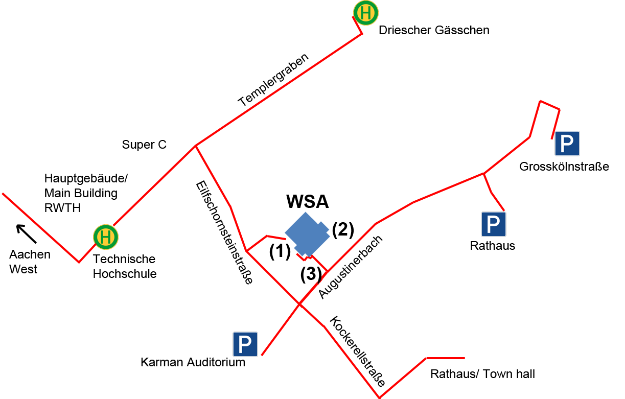Directions WSA